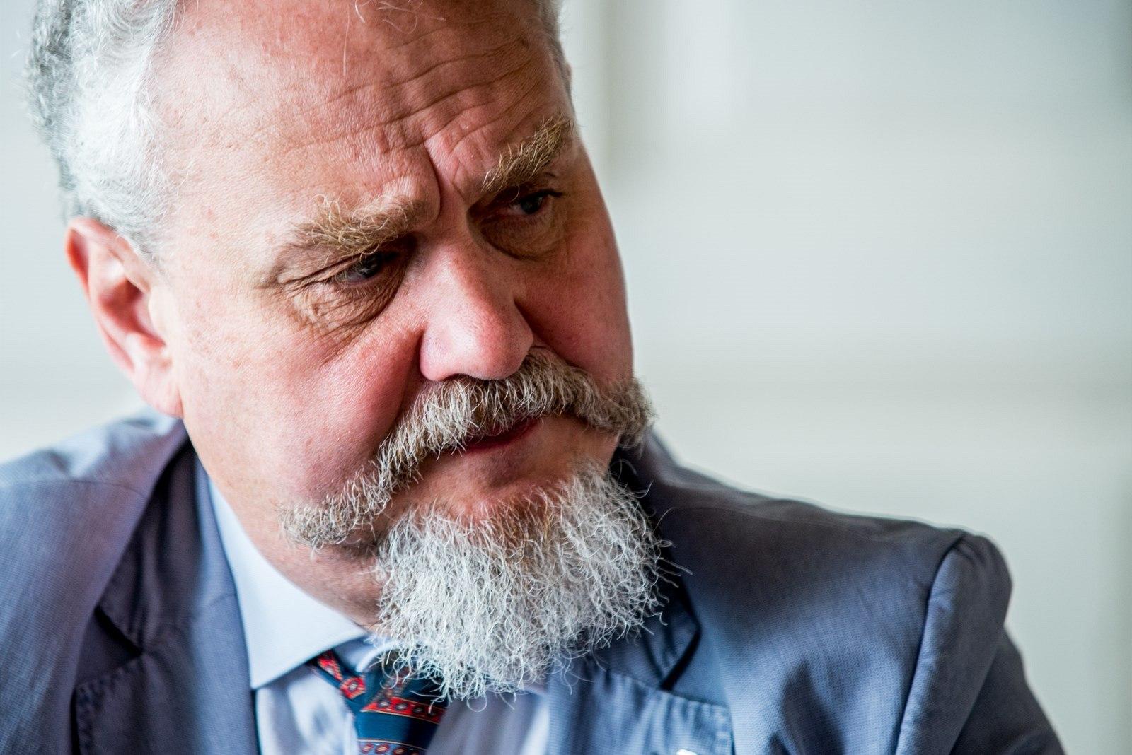 Andrej Zubov. Foto: Richard Klíčník