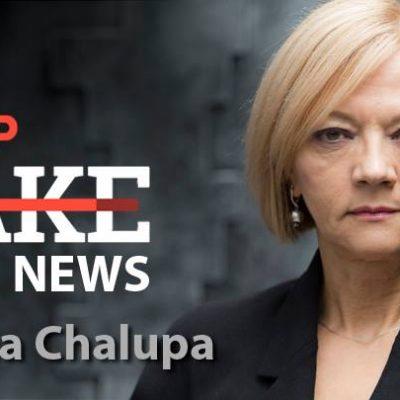StopFakeNews #101 [in lingua Inglese] con Irena Chalupa