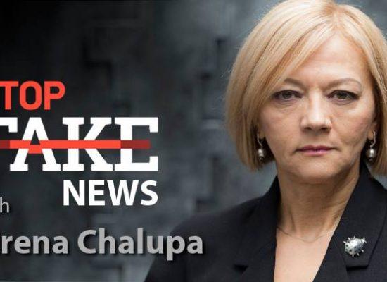 StopFakeNews #101 [ENG] with Irena Chalupa