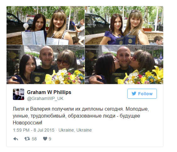 Chi è Graham William Phillips