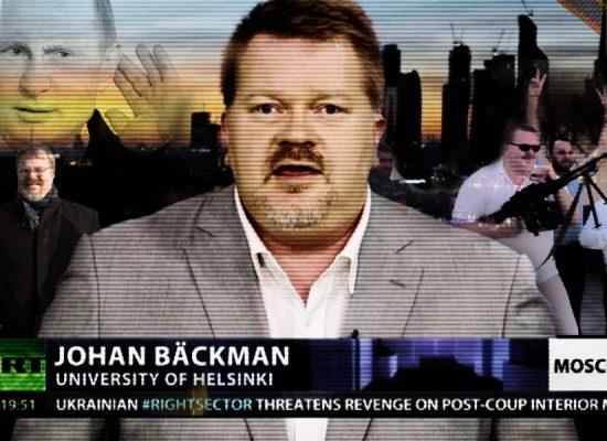 The Kremlin's Voice: Johan Bäckman
