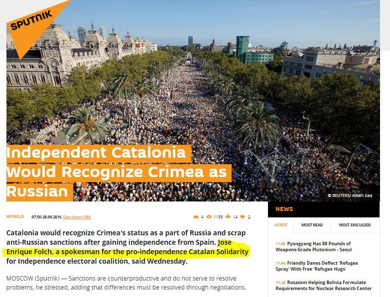 Snímek z webu Sputnik