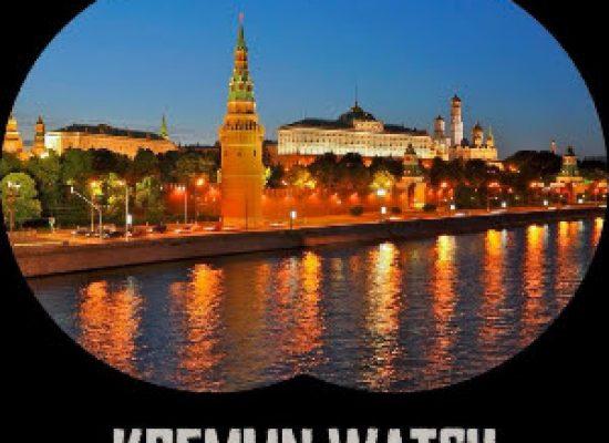 Kremlin Watch Monitor. September 27, 2016