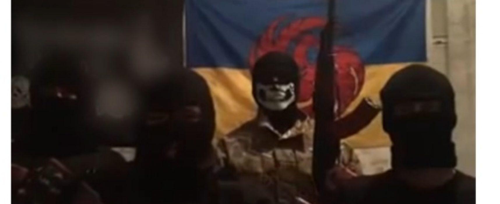 Фейк: Видеобращение  «убийц-фашистов» Моторолы