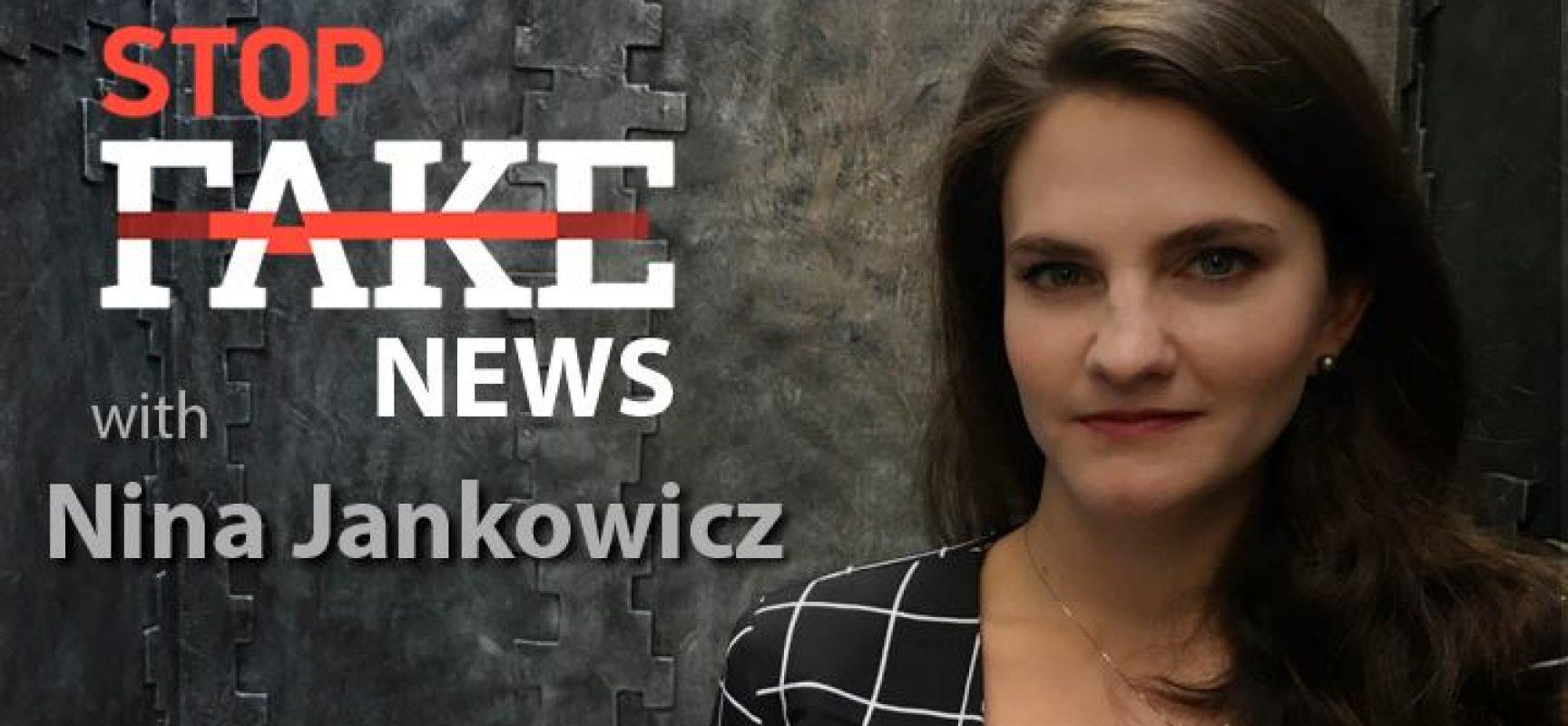 StopFakeNews #102 [ENG] con Nina Jankowicz