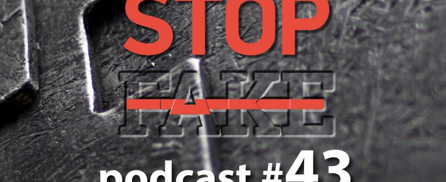 StopFake podcast # 43