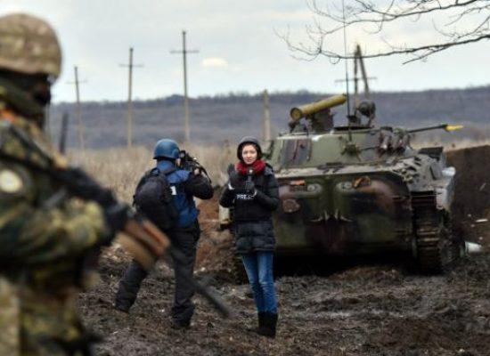 Британия заблокировала счета канала Russia Today