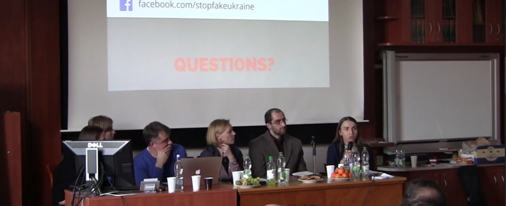 Ukrajina ruským objektivem