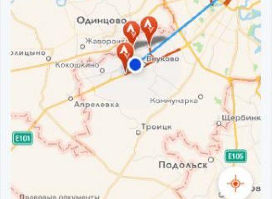 ¿Por qué a veces los dispositivos GPS se vuelven locos cerca del Kremlin?
