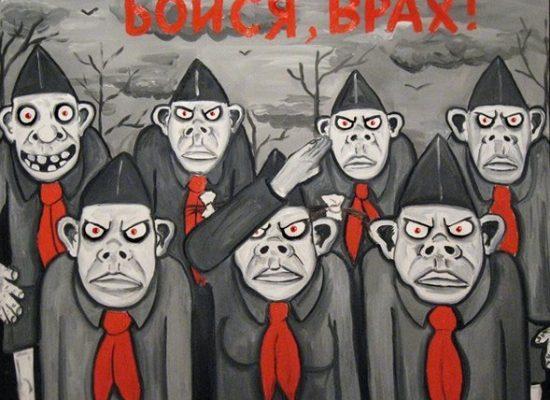 Игорь Яковенко: Коктейль бесстыдства