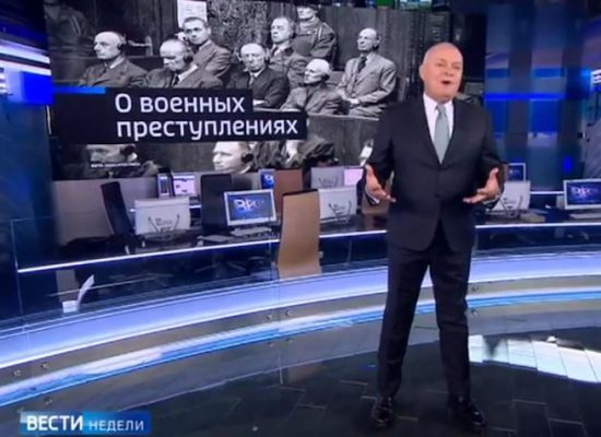 The World This Week According to Russian State TV