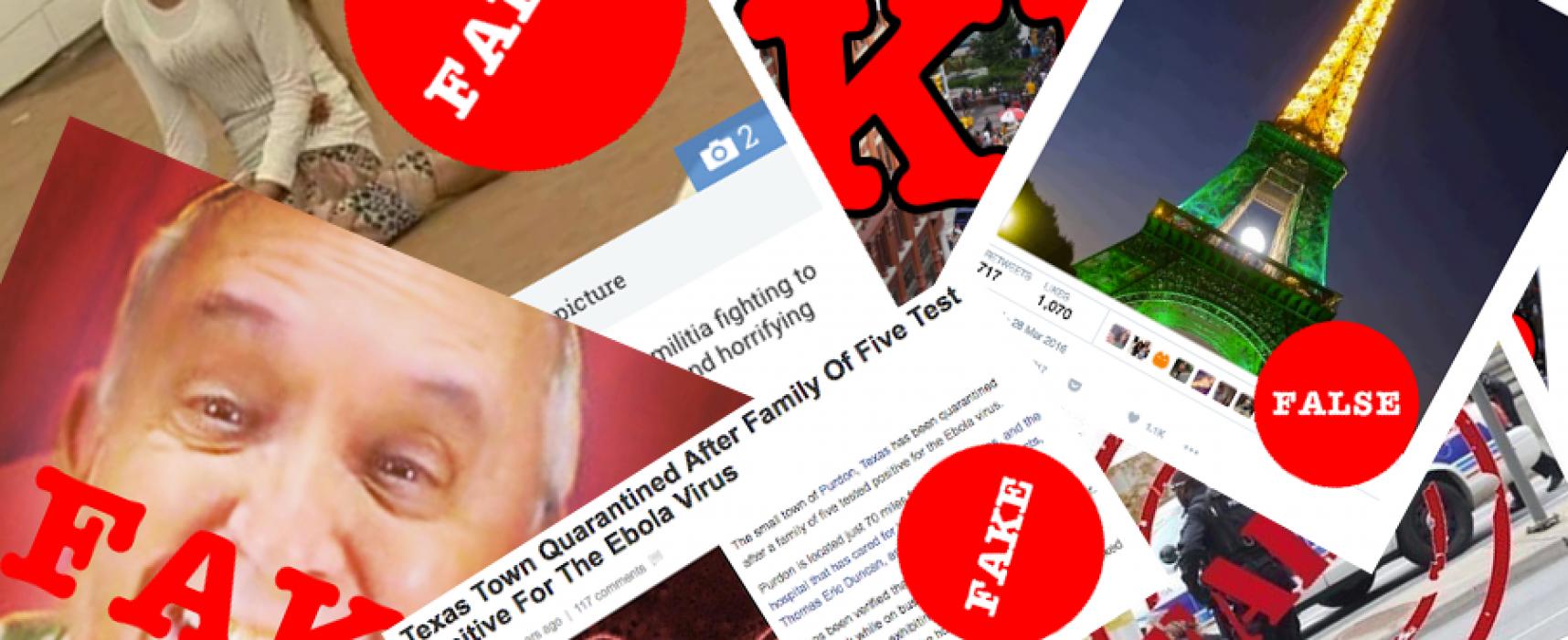 """¿Por qué los usuarios comparten información errónea y rumores en las redes sociales durante sucesos de """"última hora""""?"""