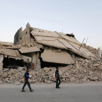 Syria's war of extermination signals the end of the international community