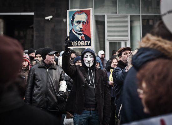 Putin nemá na Západě přátele, jen užitečné idioty jako je Zeman či Orbán