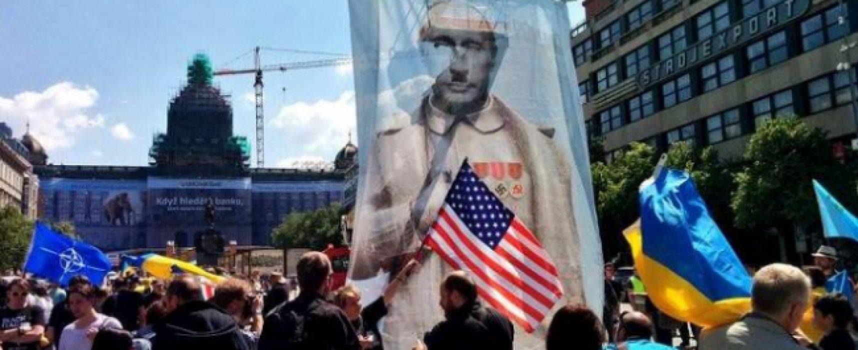 В МВД Чехии создали подразделение для борьбы с российской пропагандой