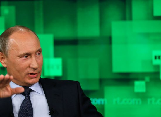 Un banco británico cerró las cuentas de la cadena rusa RT