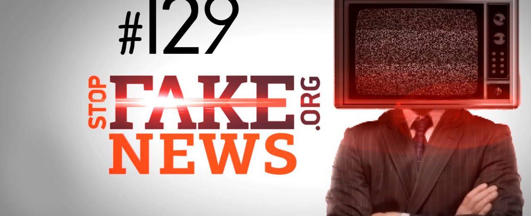 StopFakeNews #129. Украинский «журналист-разведчик» в Москве и Меджлис — «детище Госдепа»