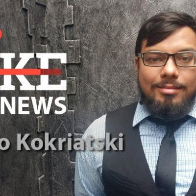 StopFakeNews #103 [ENG] with Romeo Kokriatski