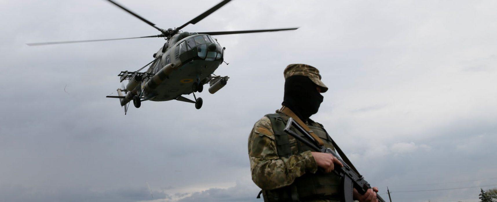 Ruská propaganda je jako narkoman, Moskva používá místní obyvatele coby živý štít