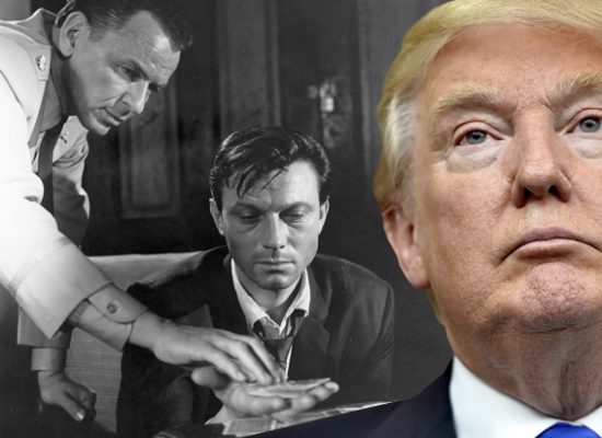Trump the Manchurian candidate