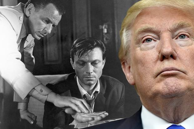 Trump the Manchurian Candidate