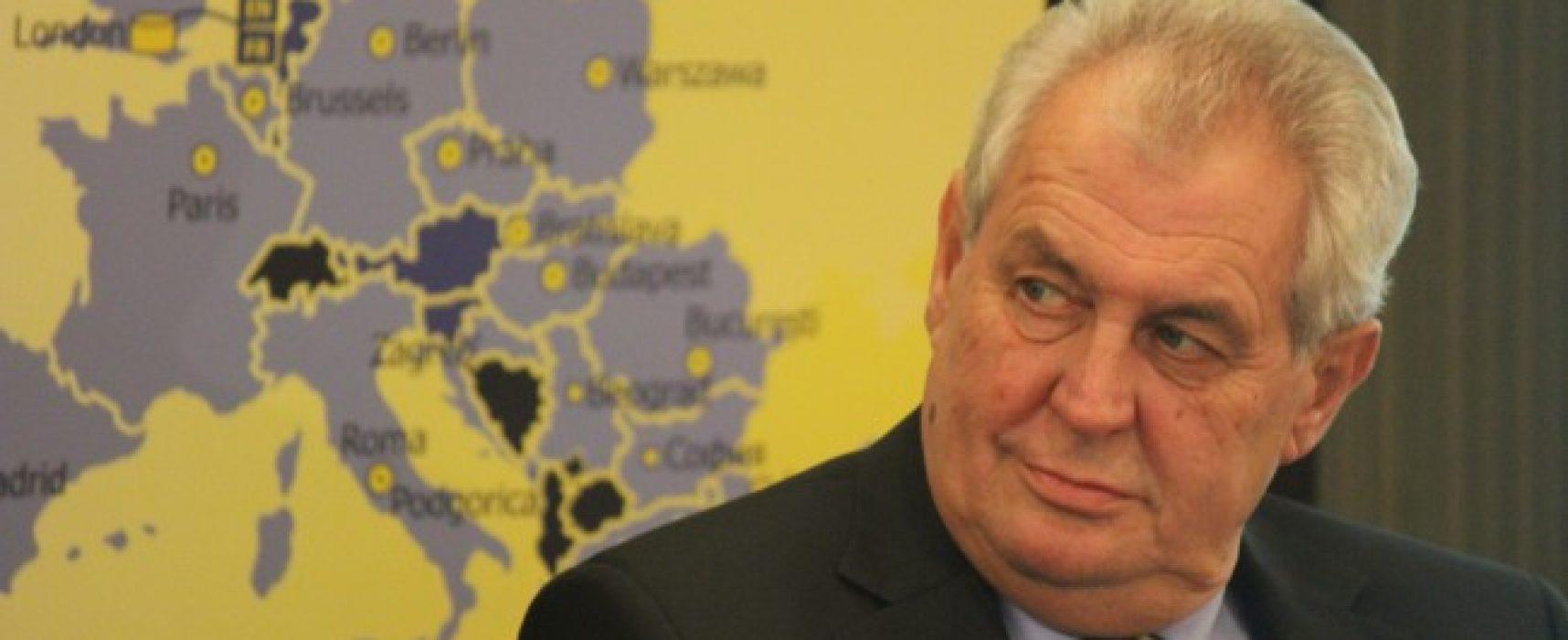 Česká debata o Ukrajině během Euromajdanu a poté