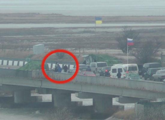 El Ministerio de defensa de Rusia desinformó sobre la localidad de detención de los desertores de Crimea