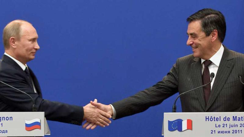 Poutine Fillon Paris 2011
