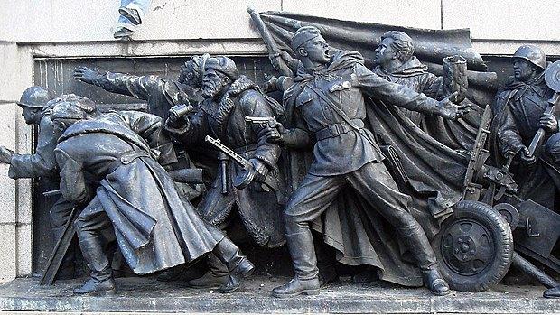 Мемориал на съветските войни в София