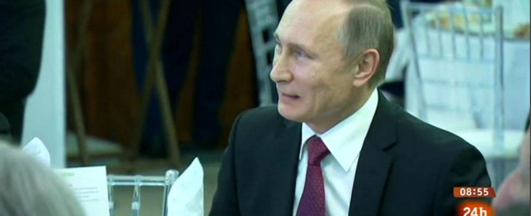 El reportaje del programa '24h' de RTVE sobre la propaganda rusa