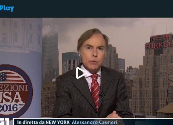 RAI 1, Cassieri definisce l'Ucraina russofoba
