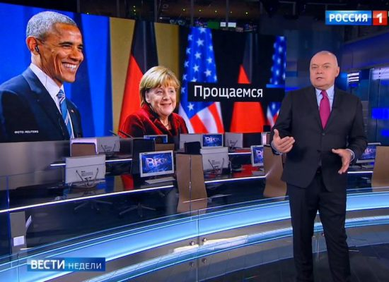 Russian Propaganda Edits Out Racist Comment About Obama