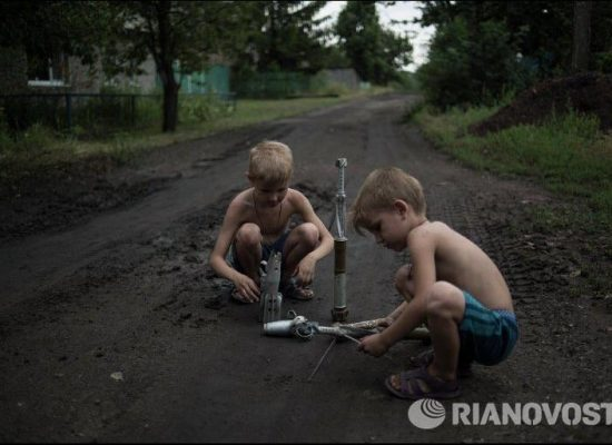 Russia fabbrica di Fake