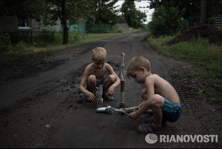Bambini Donbass