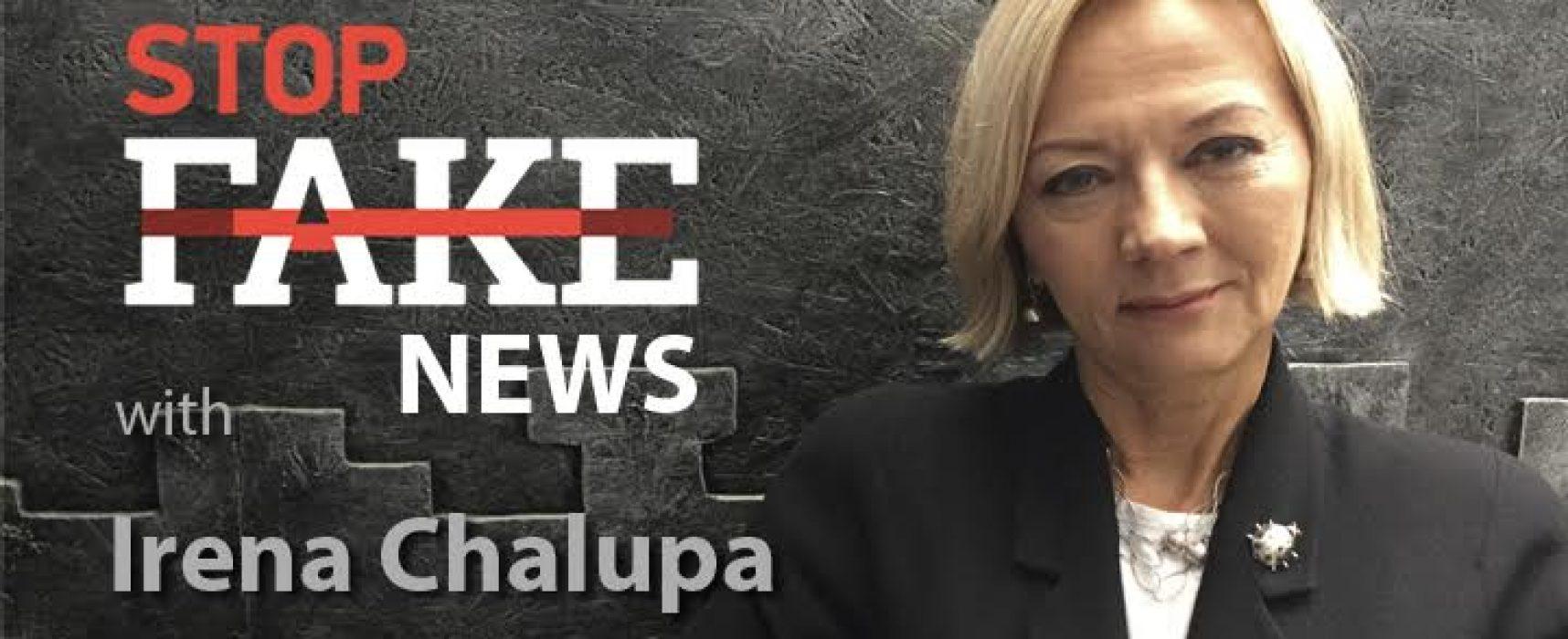 StopFakeNews #107 [Engels] met Irena Chalupa
