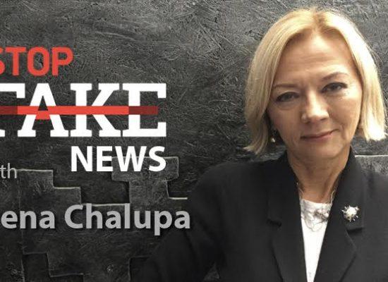 StopFakeNews #107 [ENG] with Irena Chalupa