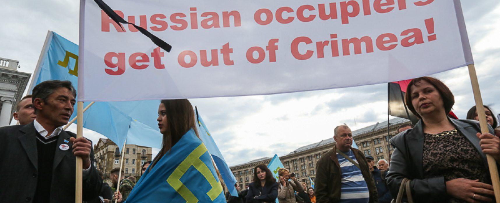 """Amnesty International: Russland """"zieht Schrauben"""" für oppositionelle Krimbewohner an"""