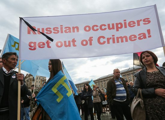 Amnesty International: Russia 'tightening the screws' on dis​senting​ Crimeans