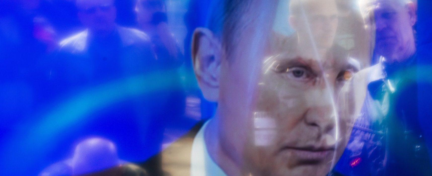 Síla ruské propagandy může stisknout jaderné tlačítko