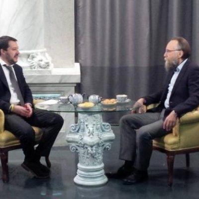 L'ideologo alla corte dello Zar : le pericolose idee di Aleksandr Dugin