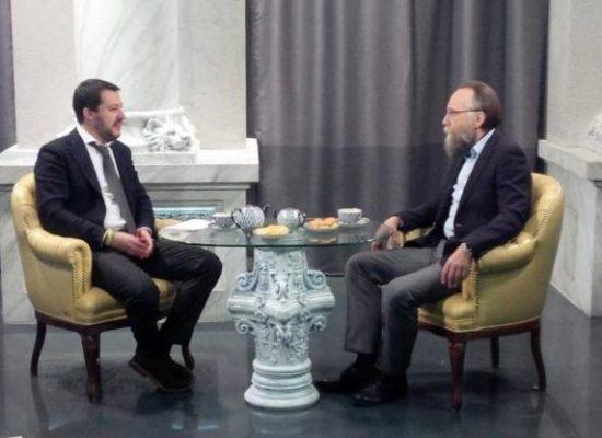 "Alexander Dugin, il ""Rasputin"" di Putin, arriva in Italia"