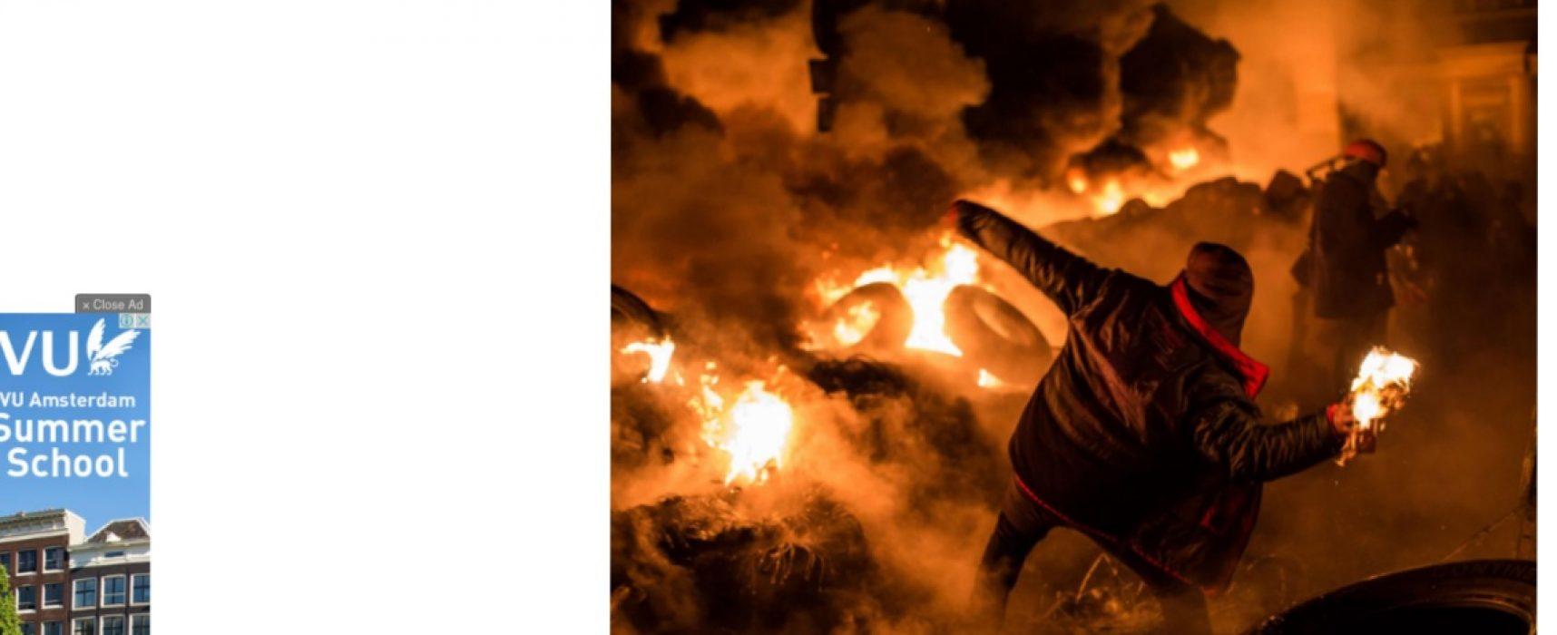 Fake: Kiew ist die gefährlichste Stadt Europas