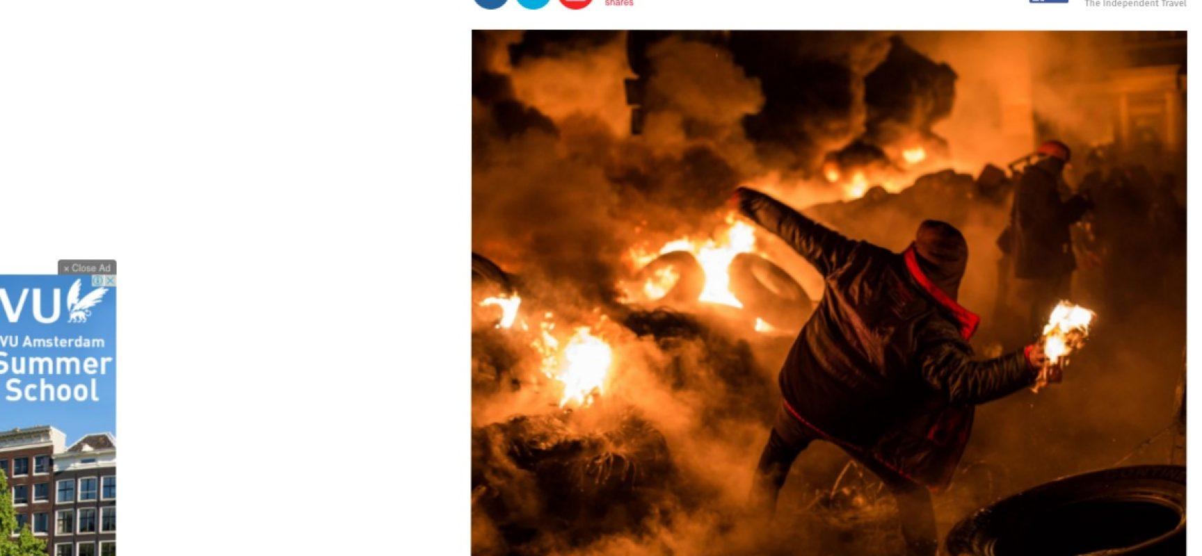 Fake: Kiev – la città più pericolosa d'Europa