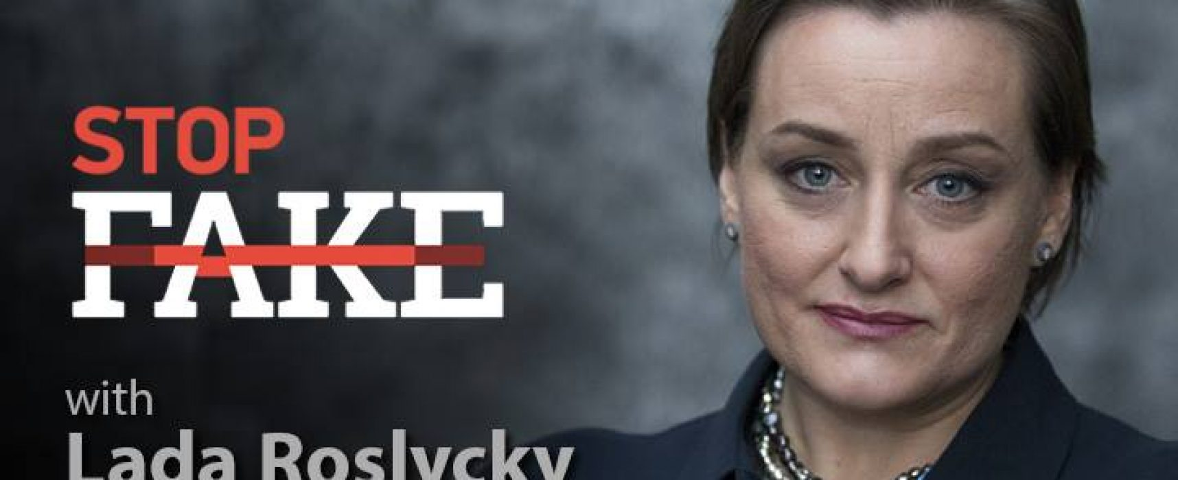 StopFakeNews #111 [Engels] met Lada Roslycky