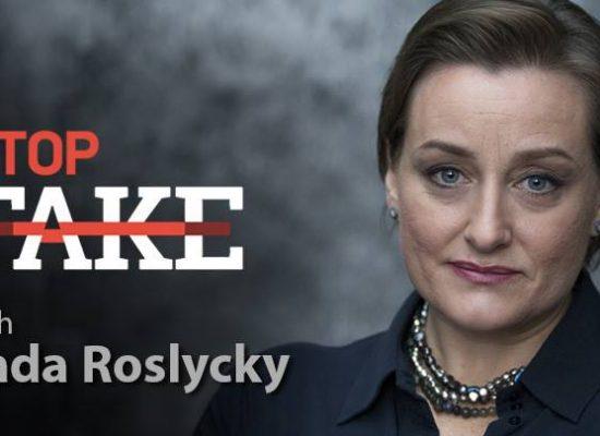 StopFakeNews #111 with Lada Roslycky