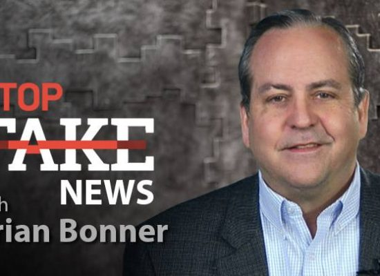 StopFakeNews #112 with Brian Bonner