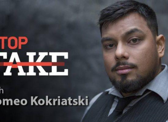 StopFakeNews #113 with Romeo Kokriatski