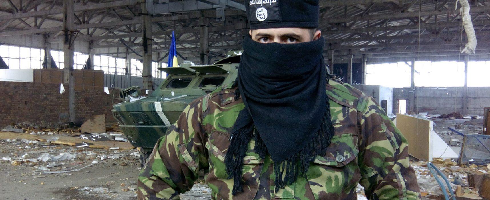 """El arte de hacer una falacia: cómo el centro del arte en Donetsk fue convertido en un """"campo del EI"""""""