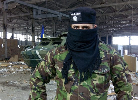 Искусство фейка: как арт-центр в Донецке превратили в «базу ИГИЛ»