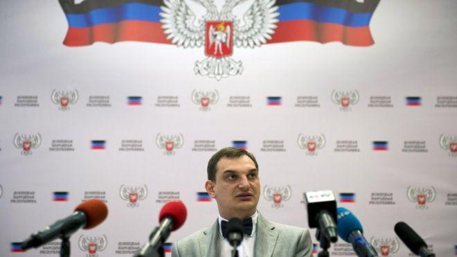 """Захват """"Изоляции"""" возглавлял политтехнолог ДНР Роман Лягин, в апреле 2016 года он пропал при невыясненных обстоятельствах"""